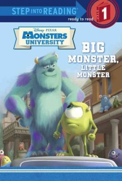 Big monster, little monster - Mary Tillworth