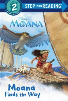 Moana finds the way - Susan Amerikaner
