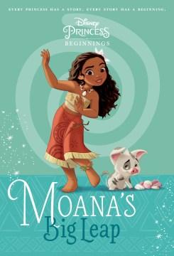 Moana's big leap - Suzanne Francis