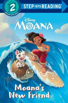 Moana's new friend - Jennifer Liberts