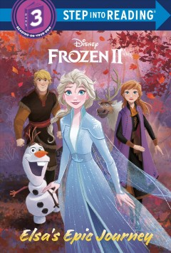 Elsa's epic journey - Susan Amerikaner