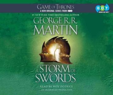 A storm of swords - George R. R Martin