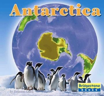 Antarctica - A. R.1976-(Adam Richard) Schaefer