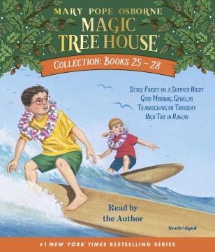 Magic tree house : books 25-28 - Mary Pope Osborne