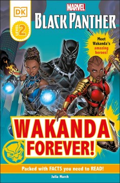 Black Panther : Wakanda forever! - Julia March