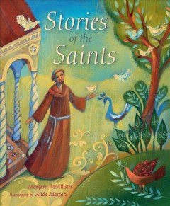 Stories of the saints - Margaret (Margaret I.) McAllister