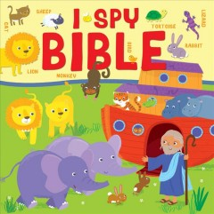 I spy Bible - Julia (Children's author) Stone
