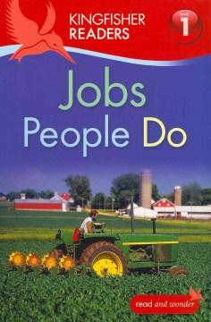 Jobs people do - Thea Feldman