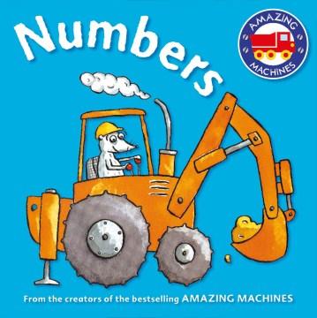 Numbers - Tony Mitton