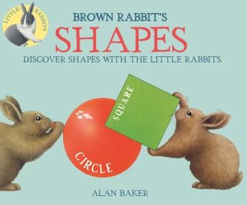 Brown Rabbit's shapes - Alan Baker