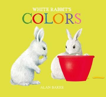White Rabbit's colors - Alan Baker