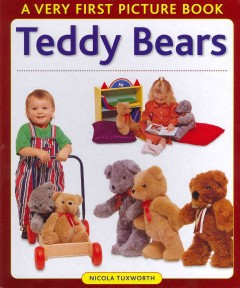 Teddy bears - Nicola Tuxworth