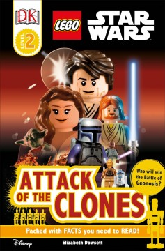 LEGO Star wars : attack of the clones - Elizabeth Dowsett