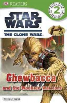 Chewbacca and the Wookiee warriors - Simon Beecroft