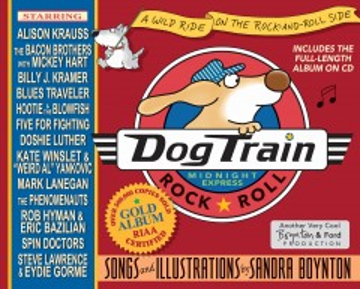 Dog train - Sandra Boynton