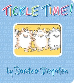 Tickle time! - Sandra Boynton