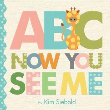 ABC, now you see me - Kim Siebold