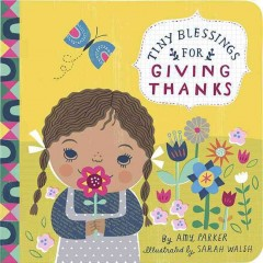 Tiny blessings for giving thanks - Amy Parker