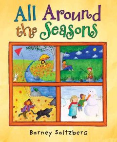 All around the seasons - Barney Saltzberg