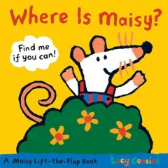 Where is Maisy? - Lucy Cousins