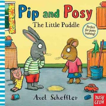 The little puddle - Axel Scheffler