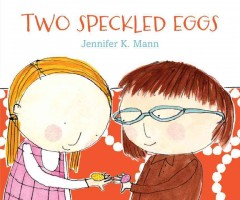 Two speckled eggs - Jennifer K Mann