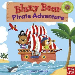 Pirate adventure - Benji Davies