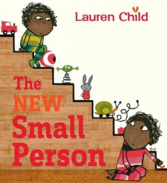 The new small person - Lauren Child