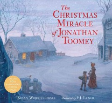 The Christmas miracle of Jonathan Toomey - Susan Wojciechowski
