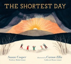 The shortest day - Susan Cooper