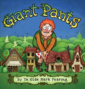 Giant pants - Mark Fearing