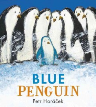 Blue Penguin - Petr Horácek