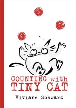 Counting with Tiny Cat - Viviane Schwarz