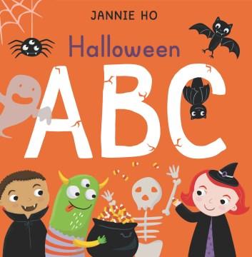 Halloween ABC - Jannie Ho