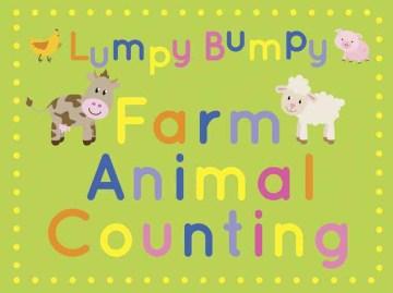 Lumpy Bumpy : Farm animal counting
