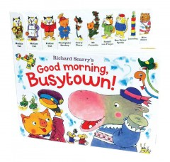 Richard Scarry's Good morning, Busytown! - Richard Scarry