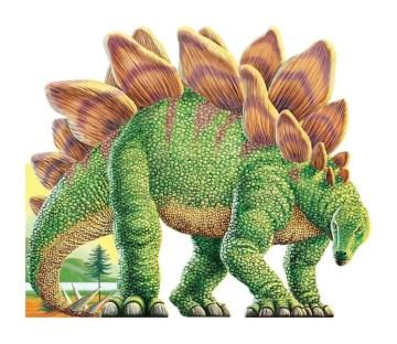 Stegosaurus - Andrea Lorini