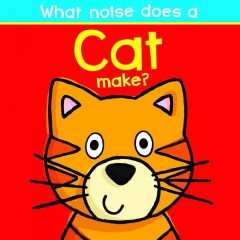 What noise does a cat make? - Nick Ackland