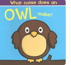 What noise does an owl make? - Nick Ackland