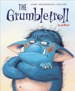 The grumbletroll - author Aprilkind