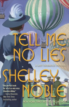 Tell me no lies - Shelley Noble