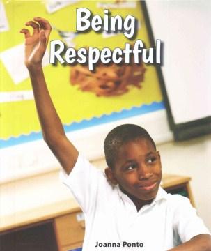 Being respectful - Joanna Ponto