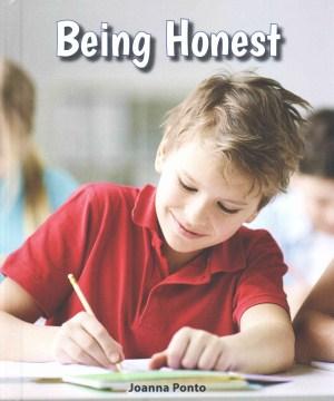 Being honest - Joanna Ponto