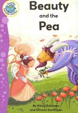 Beauty and the pea - Hilary Robinson