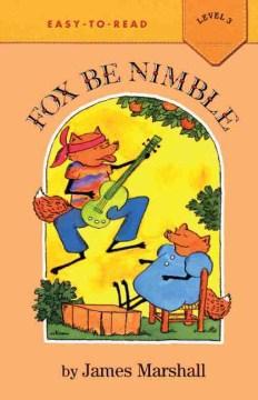 Fox be nimble - James Marshall