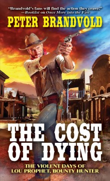 Cost of Dying - Peter Brandvold
