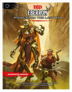 Eberron - Rising from the Last War : D&d Campaign Setting and Adventure Book -  Wizards Rpg Team (COR)