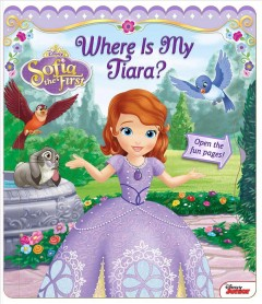 Where is my tiara? - Lori C Froeb