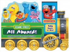 All aboard! : storybook & seek-and-find activities - Lori Froeb