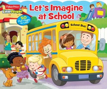 Let's imagine at school! - Matt Mitter